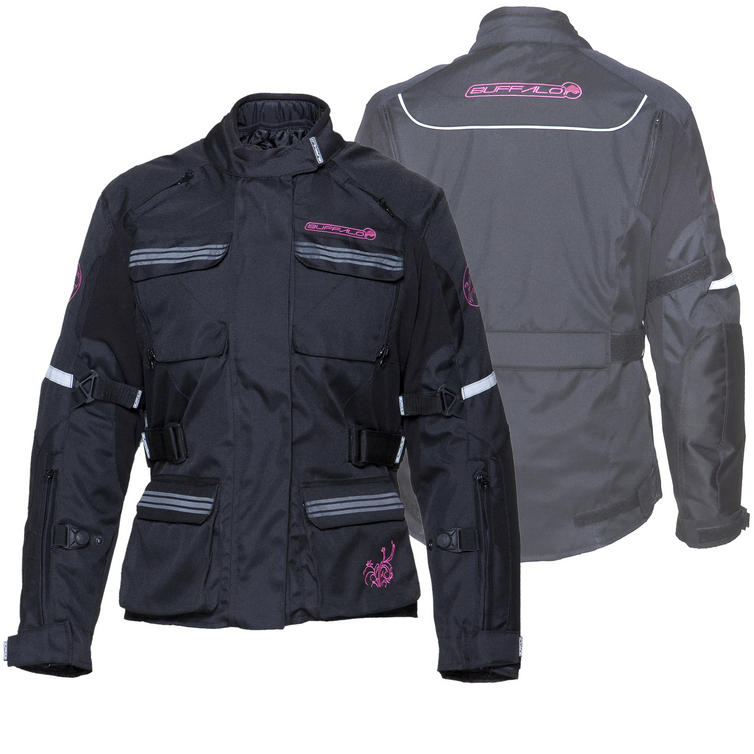 Buffalo Scope Women's Motorcycle Jacket