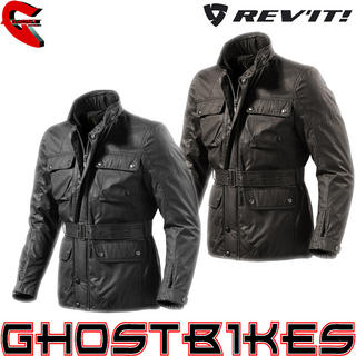 View Item Rev'It Melville Motorcycle Jacket