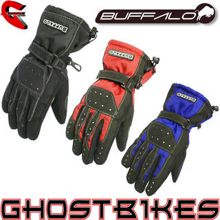 Buffalo Tracker Winter Motorcycle Gloves