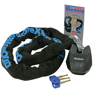 Oxford Hardcore 2.0m XL Motorbike Chain & Lock