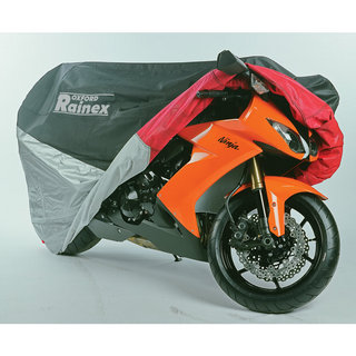 View Item Oxford Rainex Motorcycle Cover (Medium)
