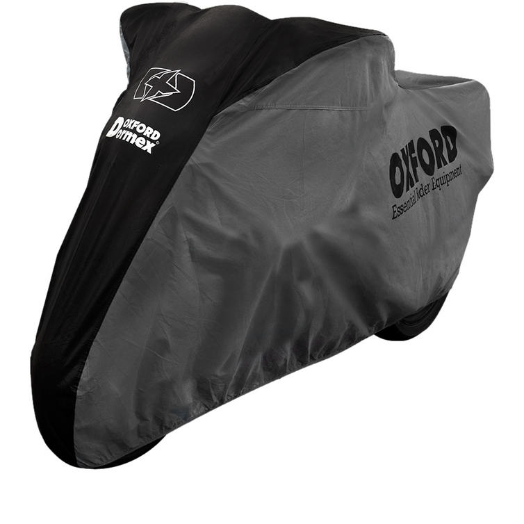 Oxford Dormex Indoor Motorcycle Cover (Medium)