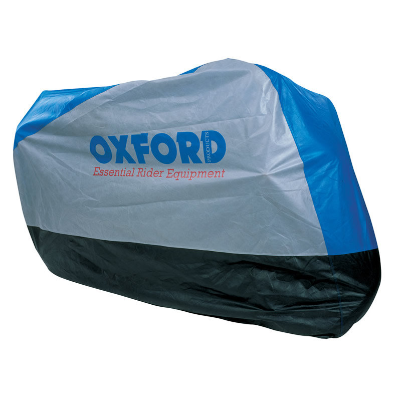 Oxford aquatex motorcycle cover large oxford for Telo copribici amazon