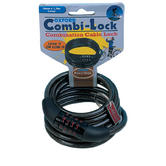 View Item Oxford Combi-Lock (Combination Cable Lock)