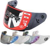 Nitro N Motorcycle Helmet Visor