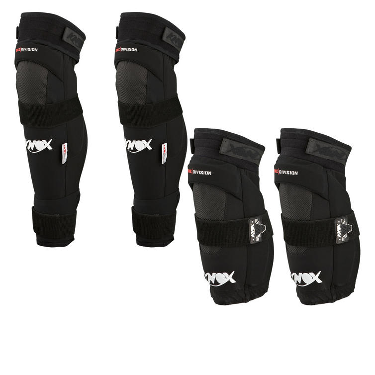 Knox Defender Motorcycle Knee Protector
