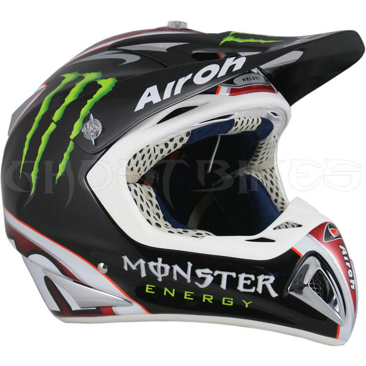 airoh stelt monster energy motocross helmet motocross. Black Bedroom Furniture Sets. Home Design Ideas