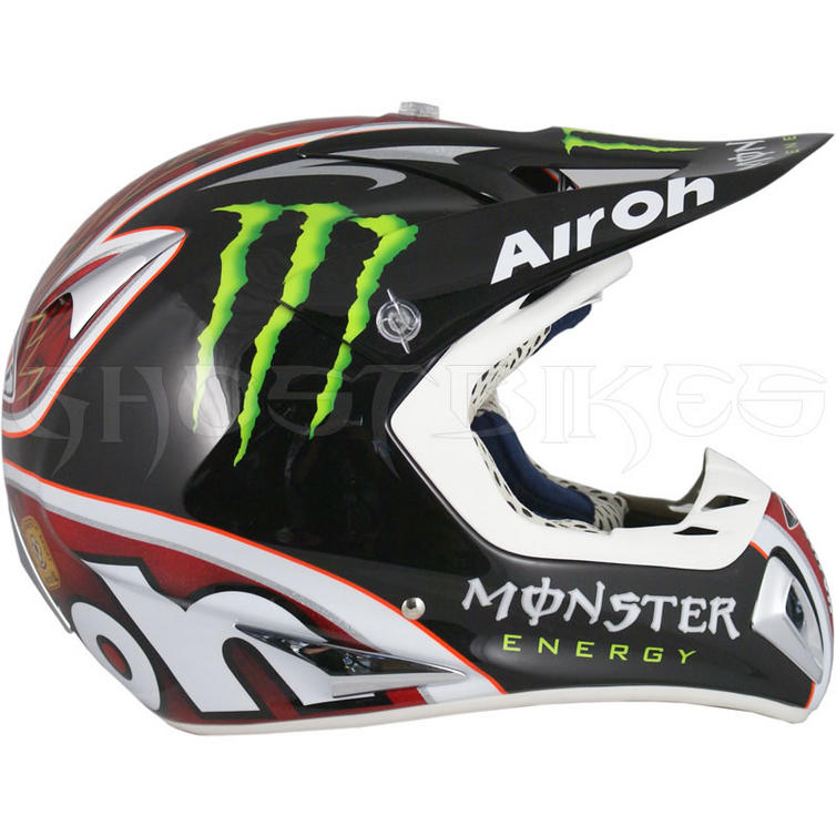 airoh stelt monster energy motocross helmet clearance. Black Bedroom Furniture Sets. Home Design Ideas