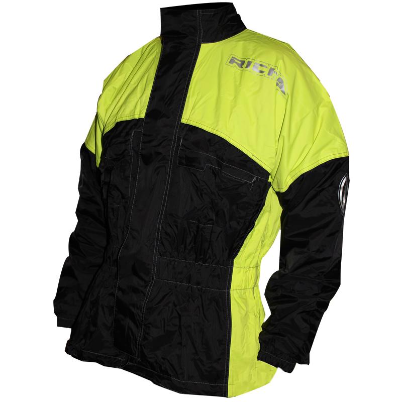 Richa rain warrior 100 waterproof motorcycle scooter bike for Motor cycle rain gear