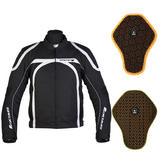 Spada Hairpin Motorcycle Jacket And Back Protector