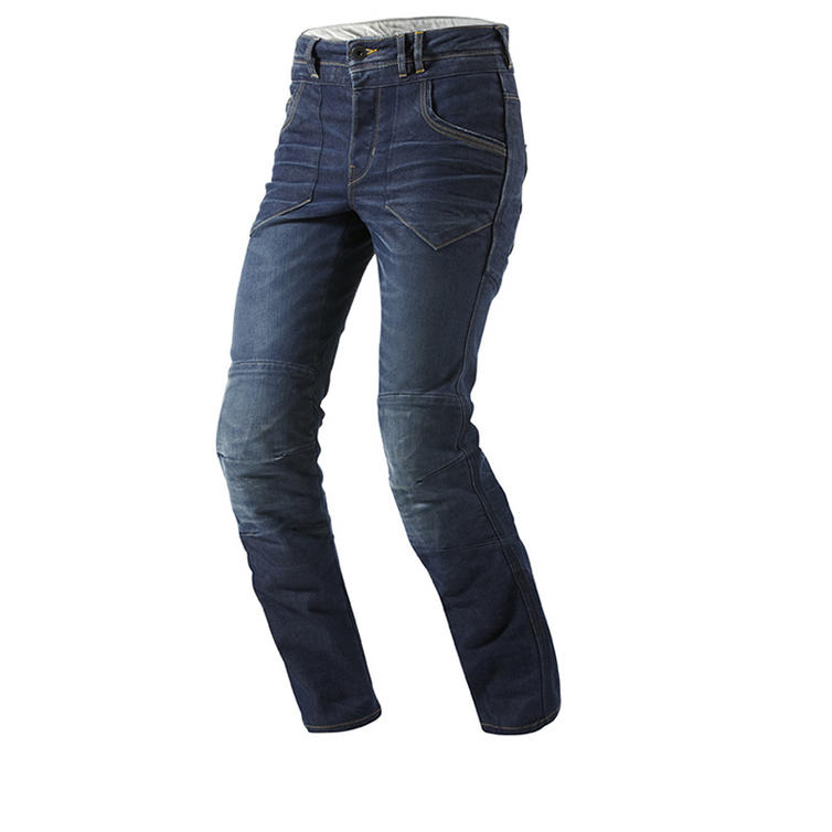Rev It Nelson Medium Blue Motorcycle Jeans