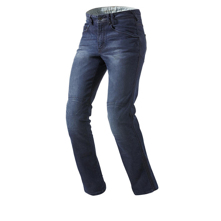 Rev'It Vendome Medium Blue Motorcycle Jeans
