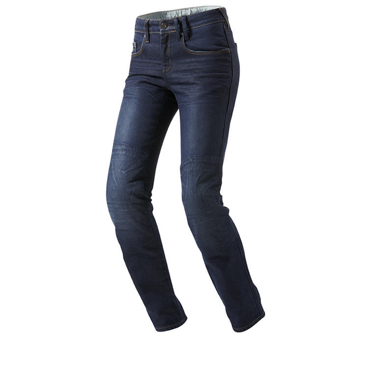 Rev'it Ladies Madison Medium Blue Motorcycle Jeans