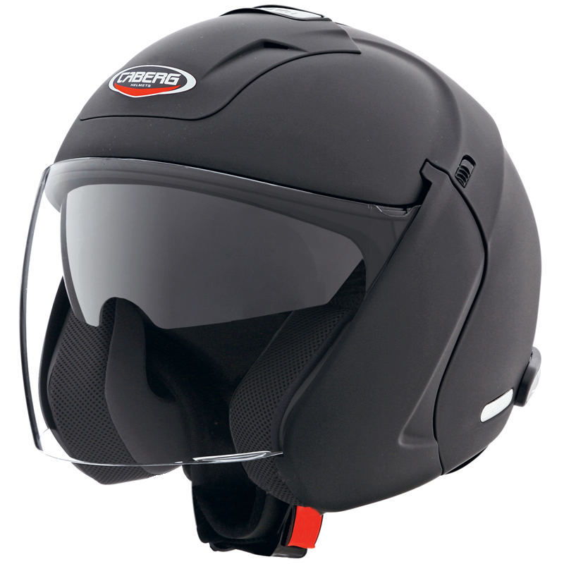 Caberg downtown s open face motorcycle motorbike inner sun for Best helmet for motor scooter