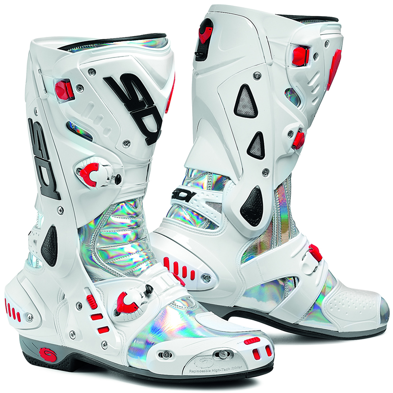 SIDI VORTICE LUX MOTORCYCLE VENTED RACE TRACK SPORTS RACING ...