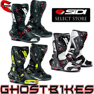View Item Sidi Vortice Air Motorcycle Boot