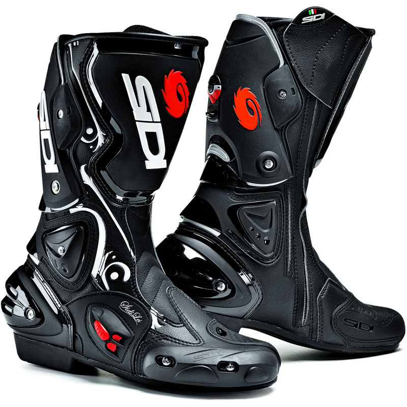sidi vertigo lei lady motorcycle womens ladies race motorbike road bike boots ebay. Black Bedroom Furniture Sets. Home Design Ideas