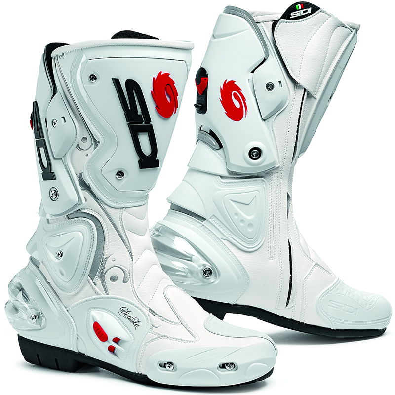 SIDI VERTIGO LEI LADY MOTORCYCLE WOMENS LADIES RACE MOTORBIKE ROAD ...