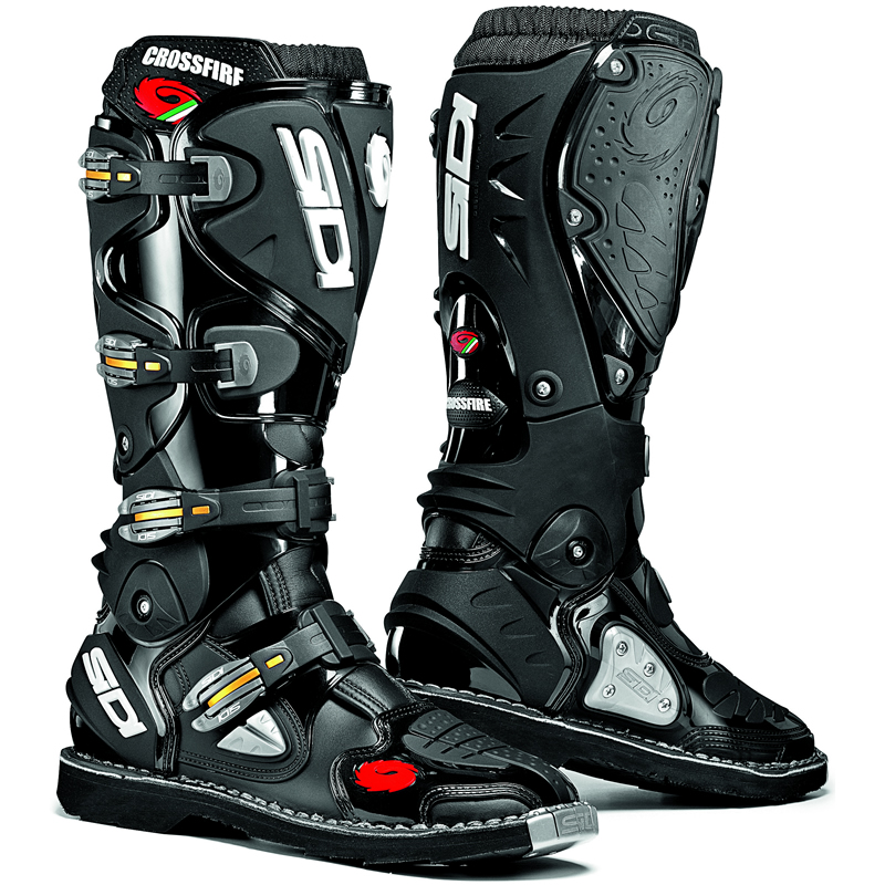 sidi crossfire mx enduro off road steel toe motocross dirt. Black Bedroom Furniture Sets. Home Design Ideas