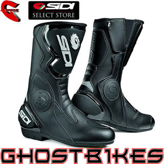 Sidi Black Rain Evo Motorcycle Boots