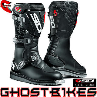 View Item Sidi Courier Motorcycle Trials Boots