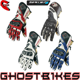 View Item Spada Predator Motorcycle Gloves