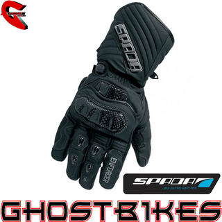 View Item Spada Enforcer Waterproof Motorcycle Gloves
