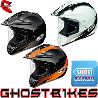 View Item Shoei Hornet DS Sonora Enduro Helmet 
