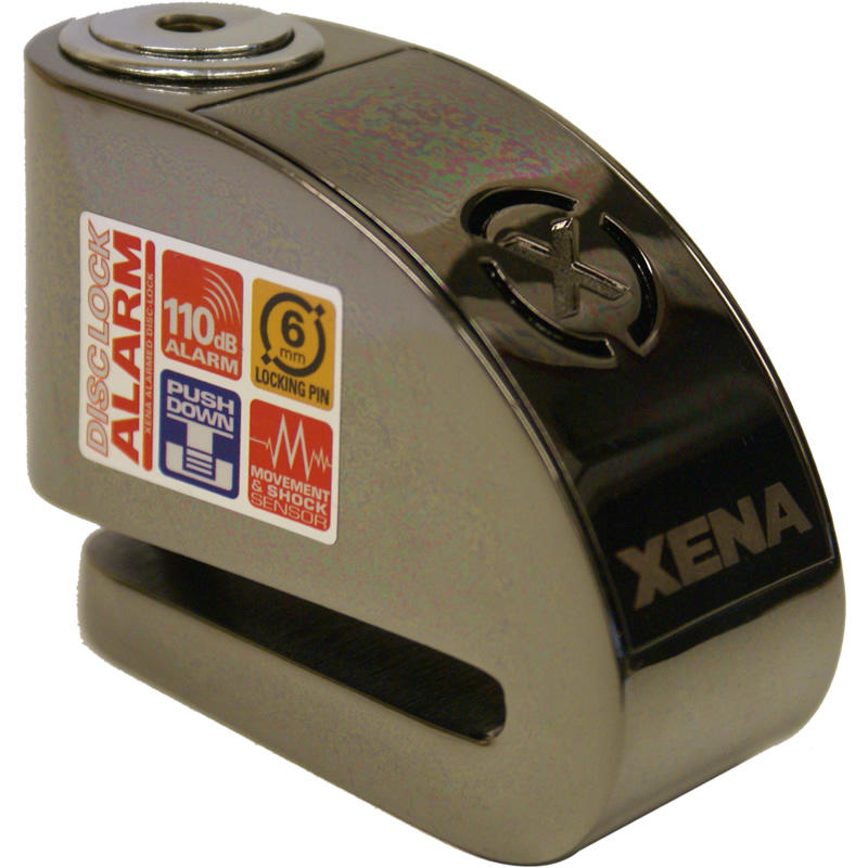 View Item Xena XR1 Motorcycle Disc Lock Alarm