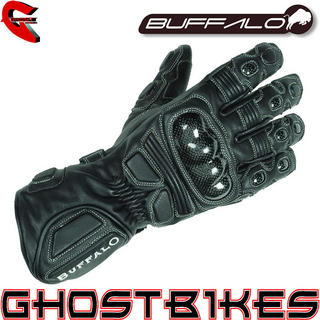View Item Buffalo Thermosport Winter Motorcycle Gloves
