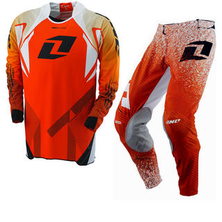 View Item One Industries 2013 Reactor Apex Vapor Noise Orange Motocross Kit