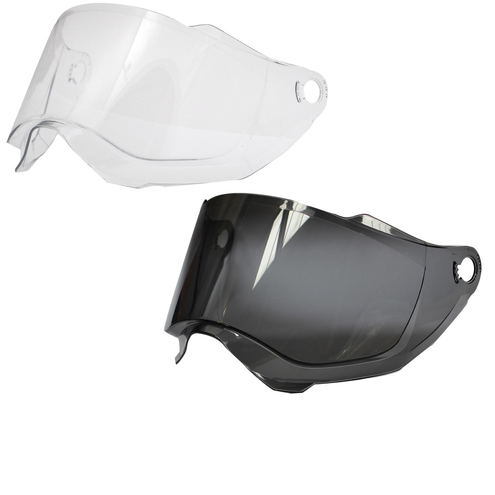 thh tx 13 sheild visor moto scooter couleur claire teint casque cran visi re. Black Bedroom Furniture Sets. Home Design Ideas