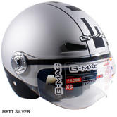 G-Mac Probe Open Face Motorcycle Helmet