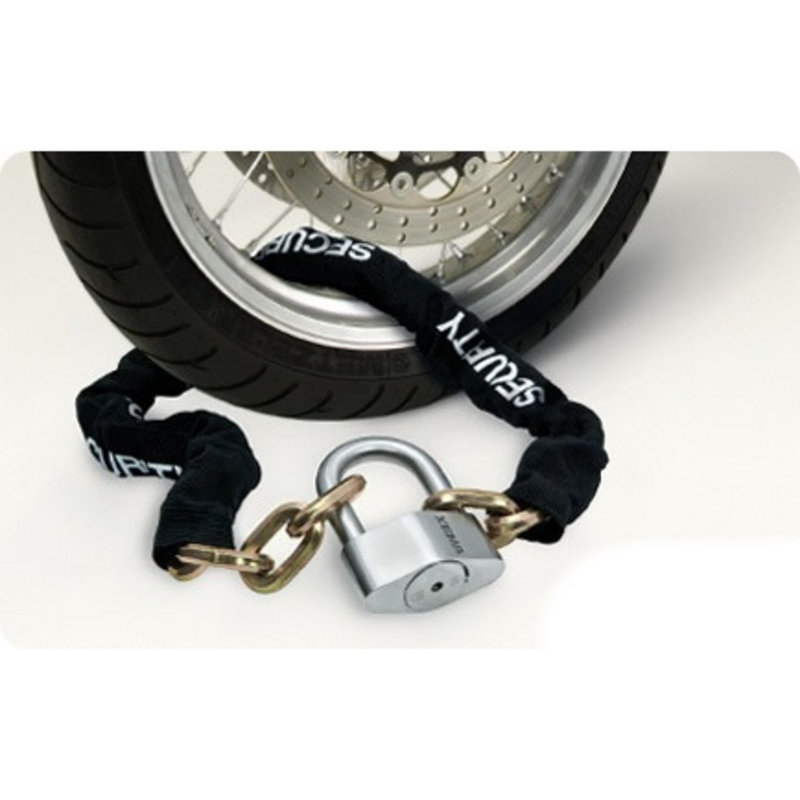 View Item Xena XSU69 + XCH10 Chain and Lock 1.2m