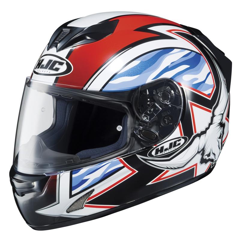 hjc fg 15 elbowz ben spies replica motorcycle helmet s ebay. Black Bedroom Furniture Sets. Home Design Ideas