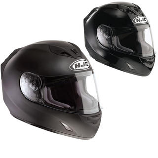 View Item HJC FG-15 Plain Motorcycle Helmet