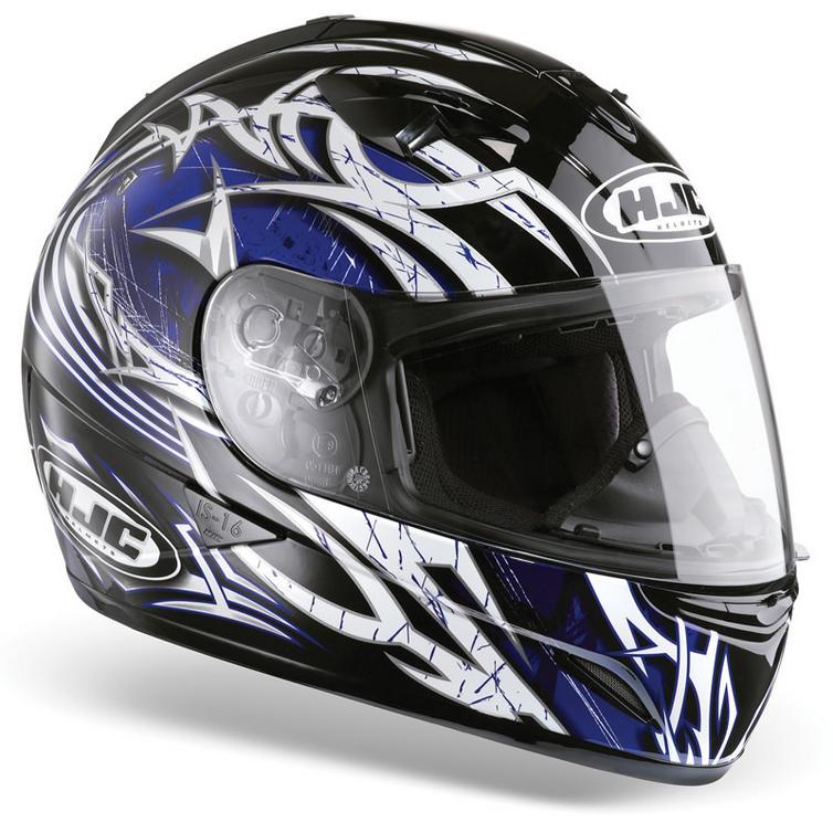 hjc is 16 scratch motorcycle helmet full face helmets. Black Bedroom Furniture Sets. Home Design Ideas