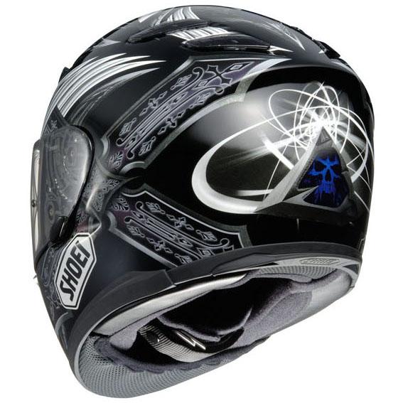 shoei xr1100 diabolic cimmerian motorcycle helmet m ebay. Black Bedroom Furniture Sets. Home Design Ideas