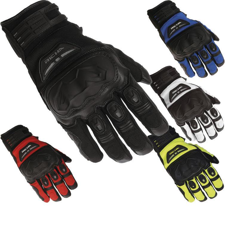 Richa Evolution Men's Motorcycle Gloves