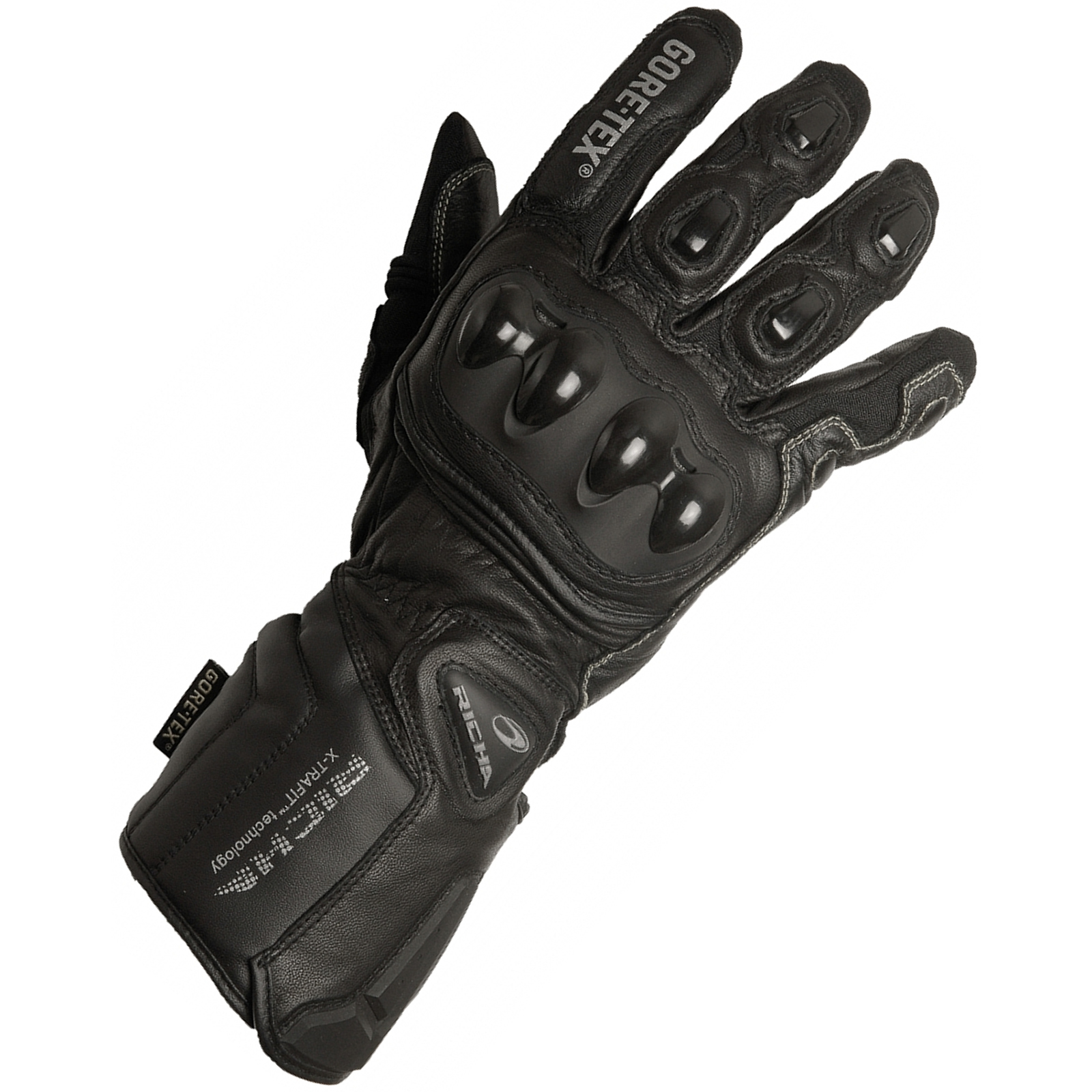 Motorcycle gloves richa - Richa Extreme Gore Tex Gtx Leather Waterproof Winter