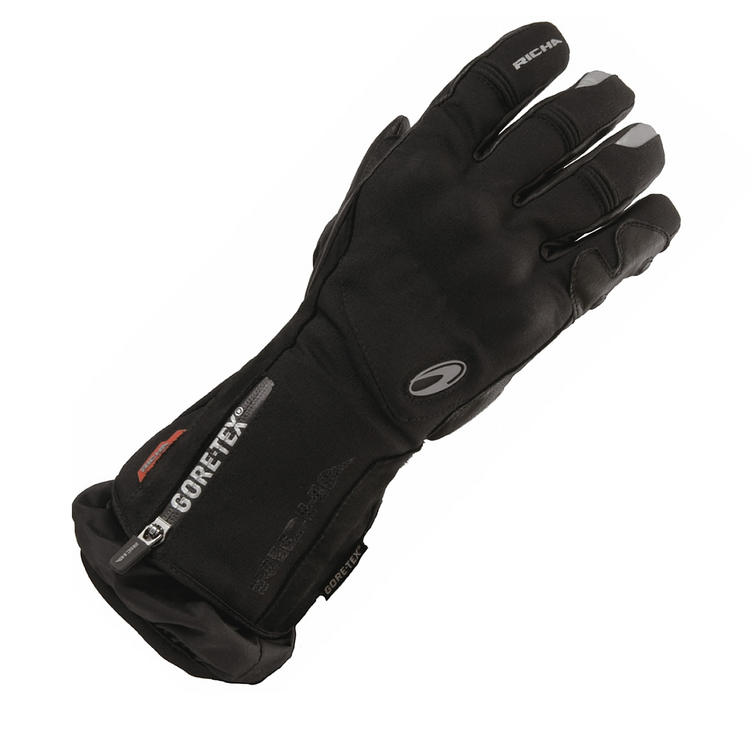 Richa Wind Cuff Gore-Tex Motorcycle Gloves