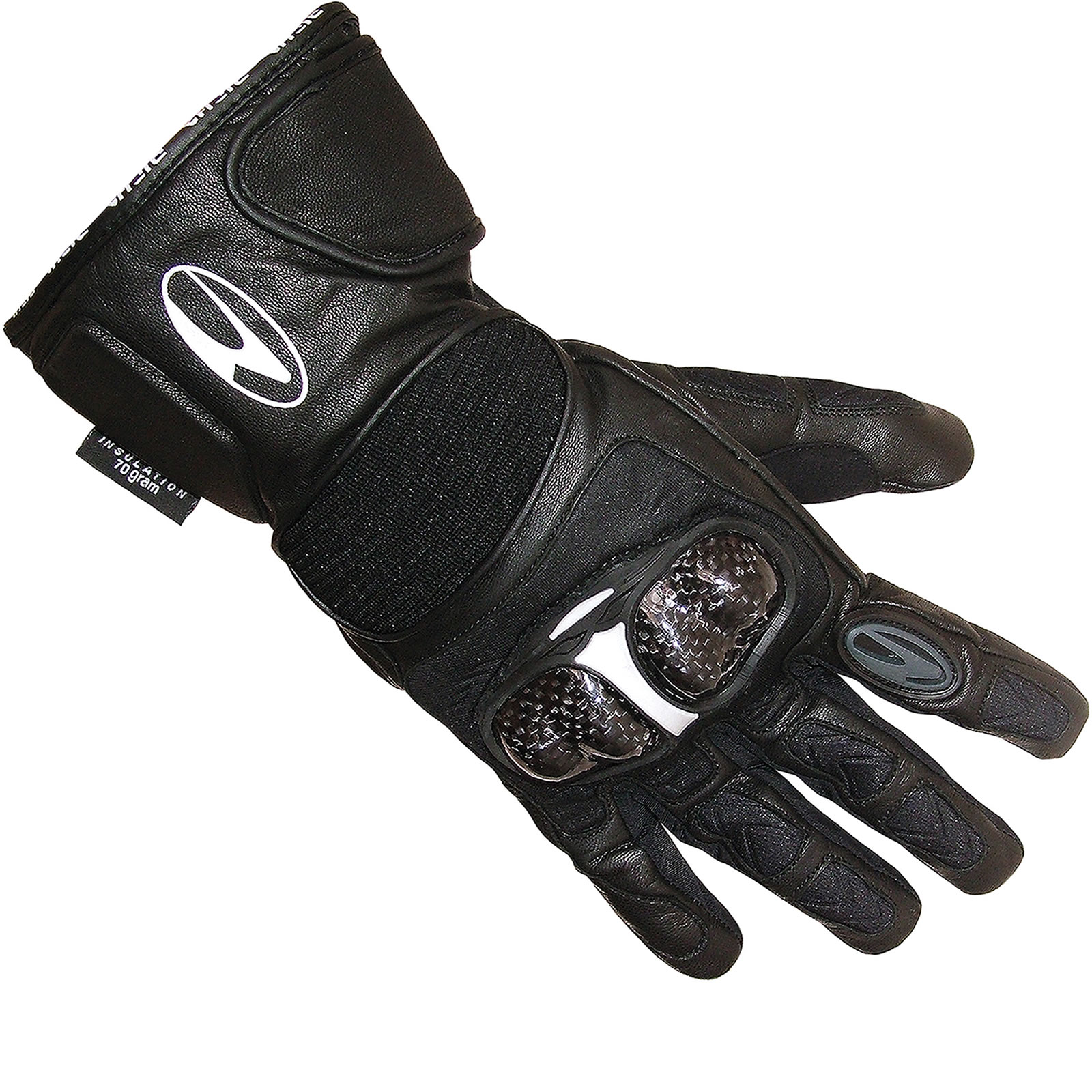 Motorcycle gloves richa - Richa Atlantic Leather Motorcycle Gloves
