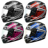 View Item THH TS-39 #10 Globe Full Face Helmet