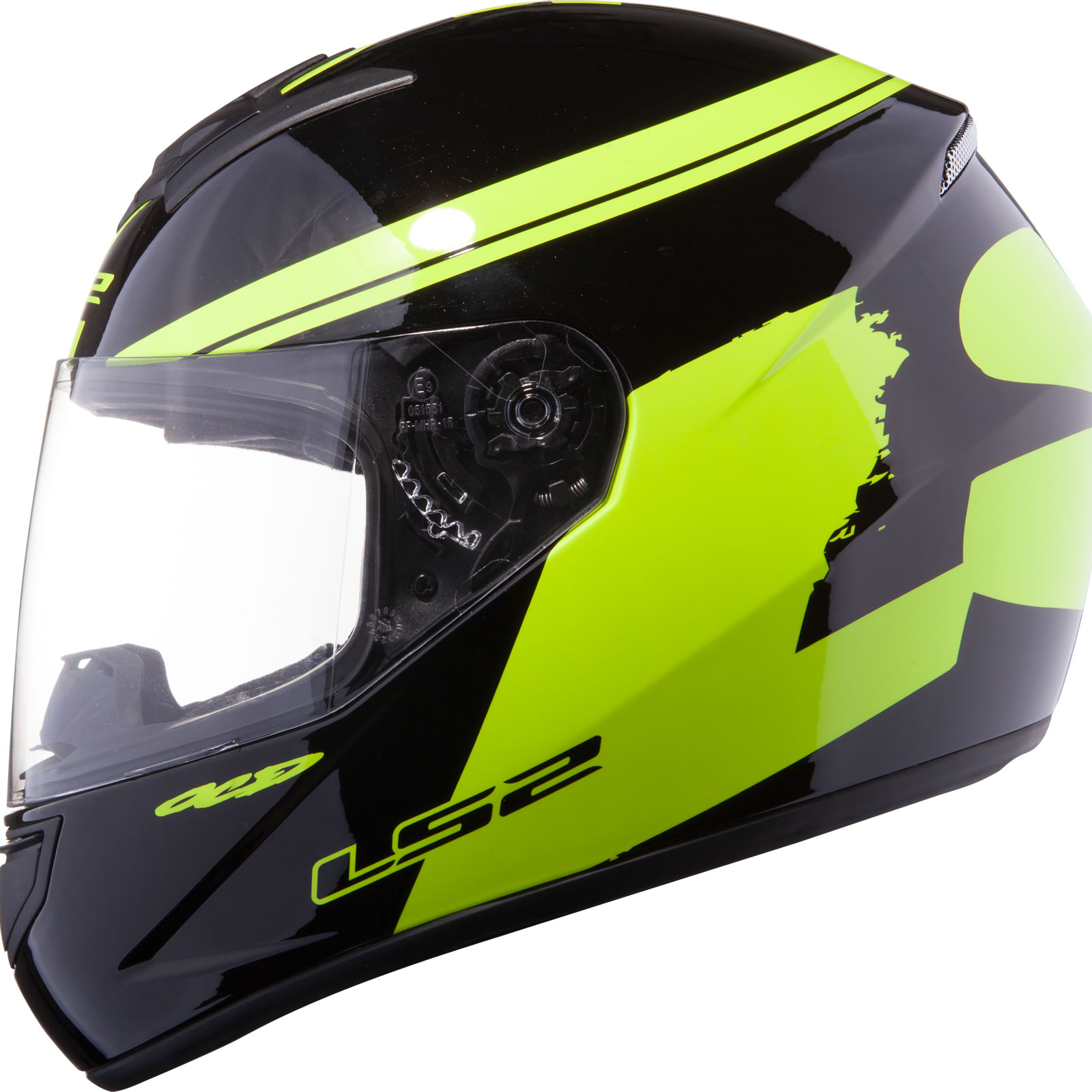 ls2 fluo casque moto scooter int gral course. Black Bedroom Furniture Sets. Home Design Ideas