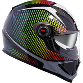 LS2 FF322.24 Wardots Motorcycle Helmet