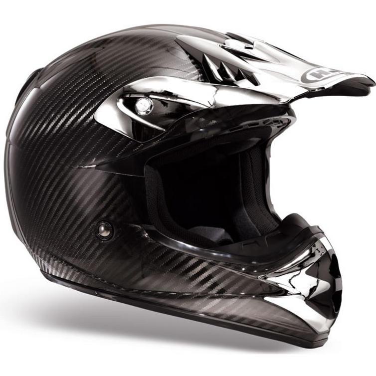 HJC HQ-X Carbon Motorcross Helmet - Motocross Helmets - Ghostbikes.com