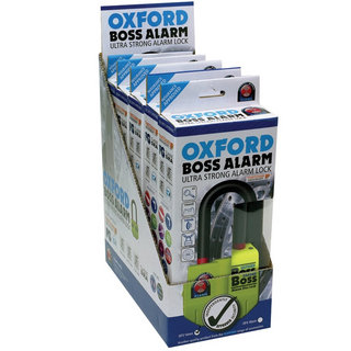 Oxford 2009 Boss Alarm Disc Lock