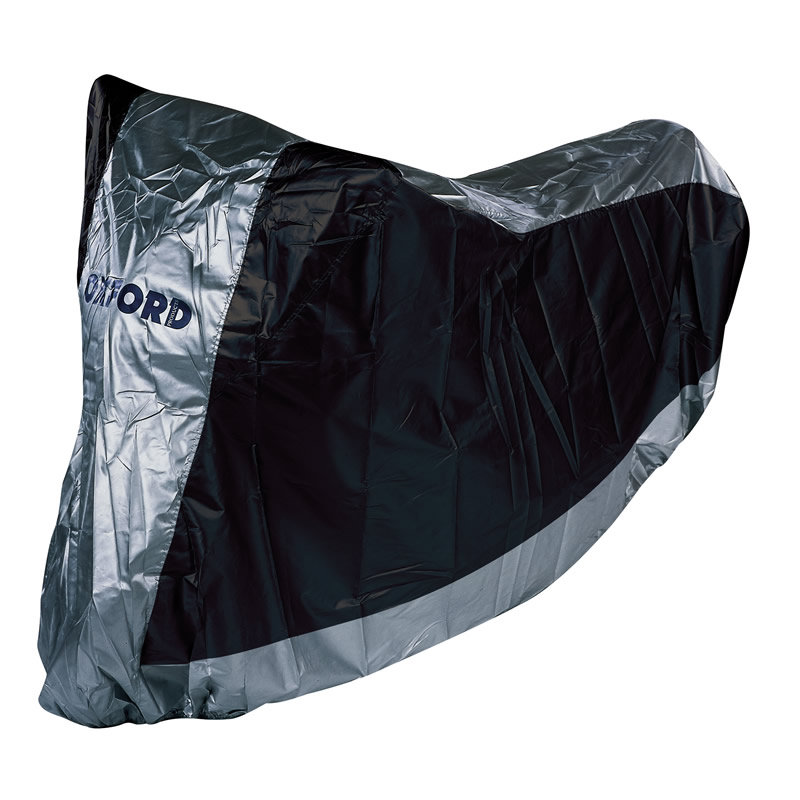 View Item Oxford Aquatex Motorcycle Cover (X-Large)