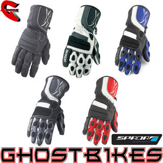 Spada Axis Motorcycle Gloves