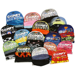Oxford Comfy Multi-Purpose Headwear (3pack)